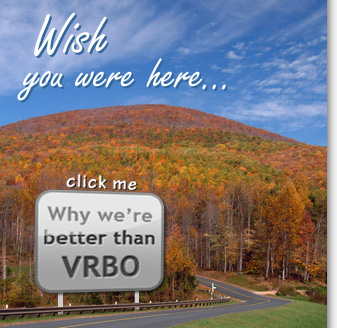 Welcome to WintergreenVacationRentals.com